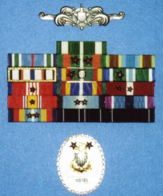 Coast Guard Ribbons