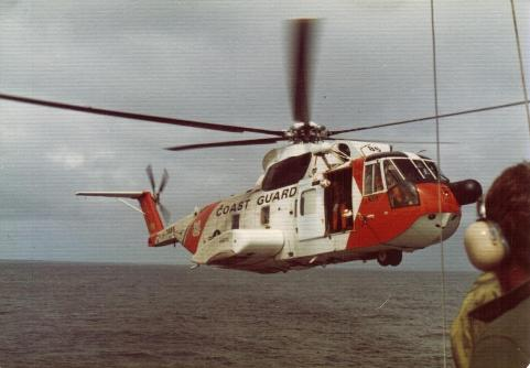 Coast Guard HH3 Helo Photo